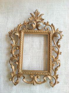 Antique Art Nouveau Inspired Open Picture by MariasFarmhouse, $55.00