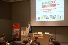 Welcome & Introduction 3rd MADE4DIY National Forum - Milan 12.12.2016