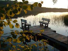 Finnish lakes....