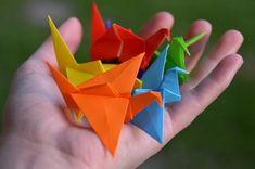 Origami—mathematics in creasing