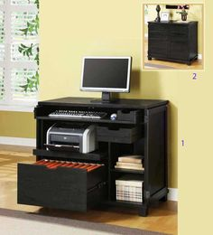 1000 Images About Computer Desk On Pinterest Computer