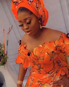Nigerian Dress Styles, Short African Dresses, African Blouses, Latest African Fashion Dresses, African Print Fashion, African Fashion Traditional, Ankara Styles For Women, Dashiki, Trending Fashion