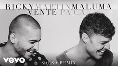 Ricky Martin - Vente Pa' Ca (Versión Salsa)[Cover Audio] ft. Maluma