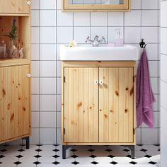 Casas de banho IKEA: tendências e sugestões de decoração