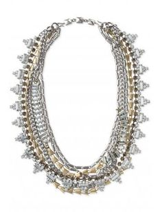 Stella & Dot Sutton Necklace Stella & Dot Jewelry Party, Jewelry Box, Jewelery, Jewelry Accessories, Fashion Accessories, Stella Dot, Fashion Necklace, Fashion Jewelry, Trendy Necklaces