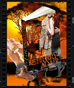 Night Fall Enhanced - Trilogy - Book 1 - Kindle Version Night Trilogy, Character Profile, So Little Time, Book 1, Kindle, Cherry, Romance, History, Historia