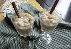 I love the nostalgia that this writer offers. Included in this blog is a great recipe for Tapioca pudding that was adapted from the old Automat's. I would love to have visited one of them back on their hayday.