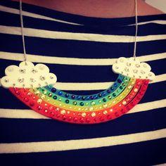 Super jewelled workshop rainbow