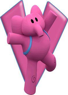**✿*V*✿** De Alfabeto Decorativo Alfabeto Disney, Abc For Kids, Letter V, Baby Party, Template, Ely, Diana, Party Ideas, Cake