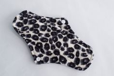 91/2 Soft  Fleece/Minky Cloth Pads/Washable by JuliansBoutique