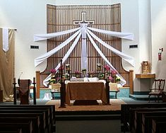 easter church idea