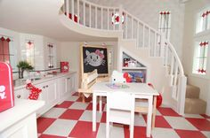 Victorian Surprise by William Lyon Homes   This is just one of four amazing playhouses that were auctioned as part of HomeAid's Orang...