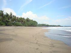 Bali, plage de Gajah Mina, Océan indien