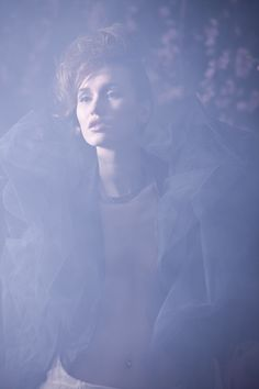 Chinese designer Simon Gao's 'Lost in Elysium' line, photographed by Teresa Yeh
