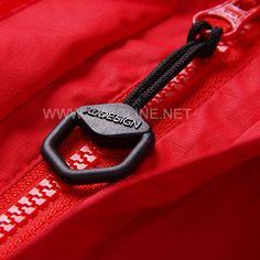 Sinicline Plastic Zipper Pull ZP043_Garment hangtags|Pvc labels|Woven Labels|Fabric Labels-Sinicline