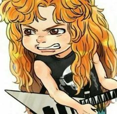 Dave Mustaine, Cartoon Books, Heavy Metal Bands, Band Photos, Thrash Metal, Rock Legends, Pink Floyd, Classical Music, Music Stuff
