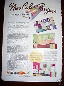 vintage paint ad | Collectibles > Advertising > Household > Other Household Ads