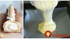 Dokonalá Tiramisu roládu: Naučte sa to cesto z 3 prísad – nepraská, neláme sa a je hotové za 15 minút! Tiramisu, Rum, Cake, Desserts, Food, Tailgate Desserts, Deserts, Kuchen, Essen