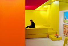 Prismatic Colours, Montreal, 2011 - Jean Verville Architecte