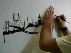 istanbul silüet yapım design yüksel bekiroğlu - YouTube