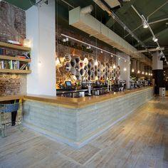 thefolly7 » Botanical Themed Interior Design: The Folly Restaurant in London post photo