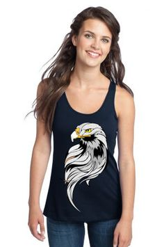 Impossible Eagle - Racerback Tank