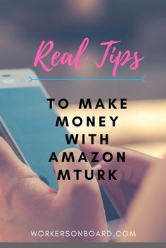 So your looking for a new online gig, to put some extra cash into your pocket. Well Mturk maybe the answer for you.
