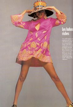 Lana Ogilvie 1989 #supermodels #vintage #glamour #retro #nostalgia #1980s #1990s