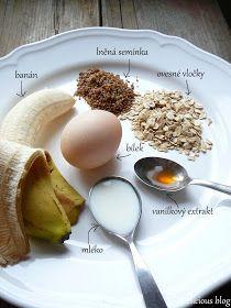 Delicious blog: Kaše...nejen ovesná Oatmeal, Blog, Breakfast, Morning Coffee, Morning Breakfast, The Oatmeal, Overnight Oatmeal