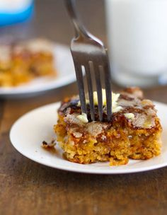 Mango Cake....yum!