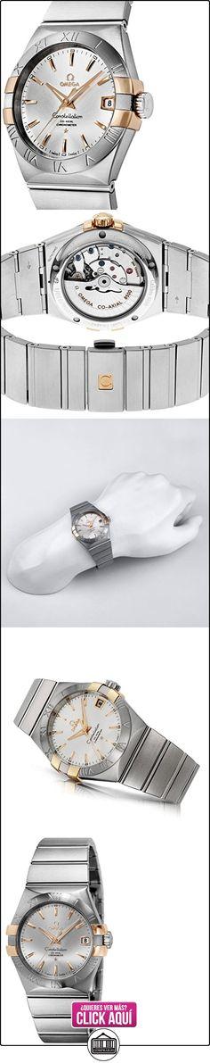 Omega Reloj de pulsera constelación coaxial automático 123.20.38.21.02.004  ✿ Relojes para hombre - (Lujo) ✿ ▬► Ver oferta: http://comprar.io/goto/B015C0ZE44