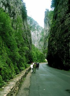 10 Most Breath-taking Canyons In The World Places Around The World, Around The Worlds, Carpathian Mountains, Take A Breath, Eastern Europe, Places To See, North America, Countries, 1950s
