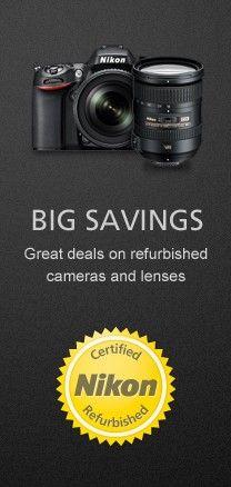 Cameras from Nikon | DSLR and Digital Cameras, Lenses, & More