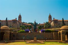 A mini adventure in Pretoria