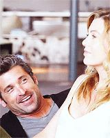 ellen pompeo and patrick dempsey tumblr | Grey's Anatomy ellen pompeo Patrick Dempsey gif: ga cast jowilsons ...