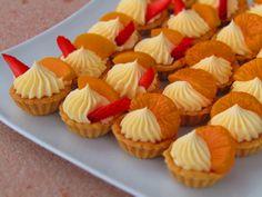 Karamelizované vlašské ořechy – Deník malé požitkářky Mini Cupcakes, Food, Essen, Meals, Yemek, Eten