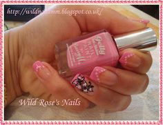 Wild Rose's Nails: PInk, Pink...And Again Pink