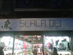 Zapatería SCALA DEI.