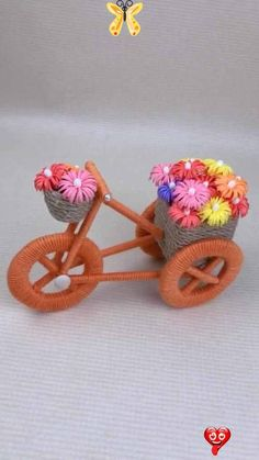 Creative DIY Crafts-Handicraft Bike-Home Decoration DIY Crafts<br>