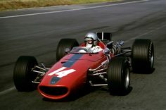 Bruce McLaren, Bruce McLaren Motor Racing, McLaren M5A BRM V8, 1967