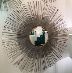 You will love this new Lovecup Silver Leaf Radiant Mirror. It comes in 3 great sizes so you can put this in almost any space. This is a great accent mirror for hallways, dining rooms and living rooms. Add sparkle to any room with our special Lovecup Radiant line.