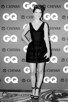Emma at The GQ Men of the Year Awards 2012.