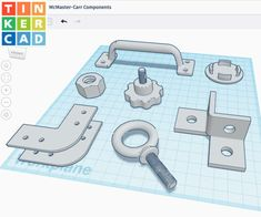 This is a collection of some of my favorite 3D Printing projects on the site that are fun, useful, AND great for beginners!