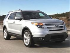 2011 Ford Explorer The 2011 Ford Explorer isn't just new from the tires up, it's different. Whereas every Explorer before it featured truck-style body-on-frame construction, the newest Explorer is a car-based crossover vehicle with unibody...