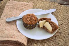 Angela Strand: Honey Wheat Bran Muffins