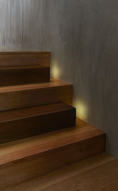 Steps Wolf Architects | Stair rooms & Void