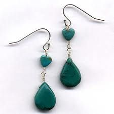 wire earring designs - Google Search