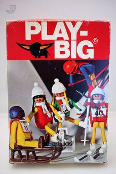 cyan74.com - vintage & pop culture   PLAY-BIG Olympische Spiele