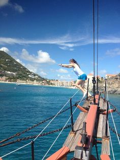 See two sides of one island in St. Maarten and St. Martin
