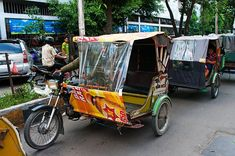 This the abbreviation of Becak Motor, something similar with pedicab but equipped with motorized cycle. Using betor, you are practically can go anywhere in Medan. The driver usually is very knowledgeable about the city surrounding and cost per trip can be negotiated up front.